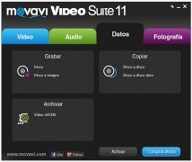 Movavi Video Suite bild 5 Thumbnail