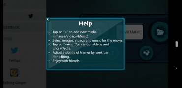 Movie Maker - Best Video Studio immagine 3 Thumbnail