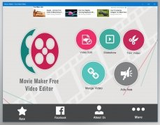 Movie Maker - Free Video Editor imagem 1 Thumbnail
