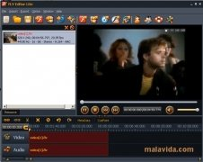 Moyea FLV Editor imagem 1 Thumbnail
