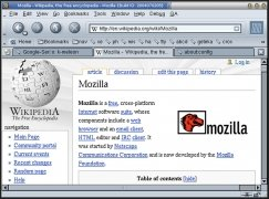 Mozilla Suite imagem 1 Thumbnail