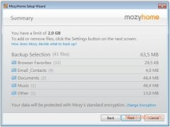 Mozy immagine 2 Thumbnail