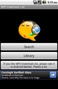 MP3 Download Lite image 2 Thumbnail