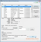 Mp3 Folder Structure Maker imagen 1 Thumbnail