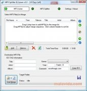 MP3 Splitter and Joiner imagen 1 Thumbnail