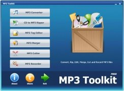 MP3 Toolkit image 1 Thumbnail