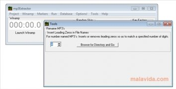 mp3Extractor image 1 Thumbnail