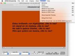 MPEG Streamclip imagen 6 Thumbnail