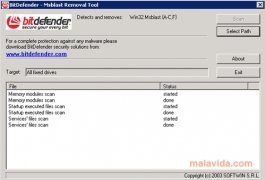 Msblast Antivirus imagen 1 Thumbnail