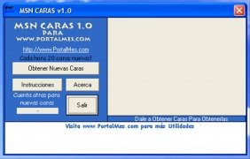 MSN Caras imagen 2 Thumbnail