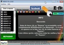MSN E-Fix imagen 1 Thumbnail
