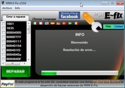 MSN E-Fix imagen 2 Thumbnail