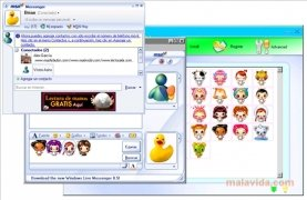 MSN Emoticons Plus imagem 1 Thumbnail