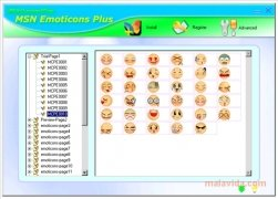 MSN Emoticons Plus imagem 2 Thumbnail
