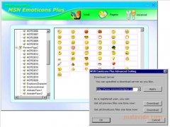 MSN Emoticons Plus imagem 4 Thumbnail
