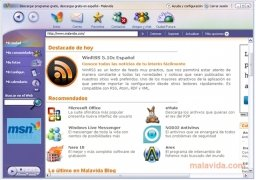 MSN Explorer  7.02.0005.1701 Español imagen 1
