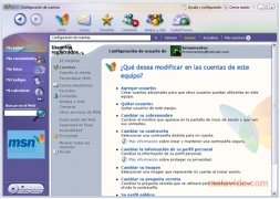 MSN Explorer imagen 4 Thumbnail