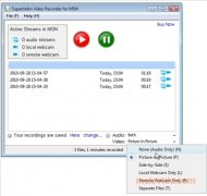 MSN/Live Messenger Webcam Recorder image 3 Thumbnail