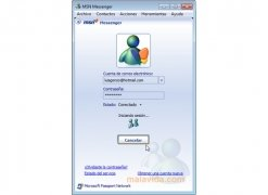 MSN Messenger 7.5  .0324 Español imagen 1
