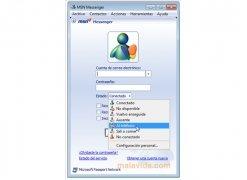MSN Messenger 7.5 imagen 3 Thumbnail