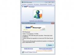 MSN Messenger 7.5 imagen 4 Thumbnail
