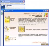 MSN Password immagine 3 Thumbnail