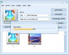 MSN Slide Max imagen 2 Thumbnail