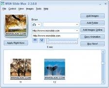 MSN Slide Max imagen 4 Thumbnail
