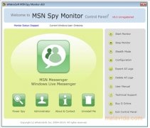 MSN Spy Monitor imagen 1 Thumbnail