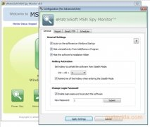 MSN Spy Monitor imagen 2 Thumbnail