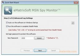 MSN Spy Monitor immagine 3 Thumbnail