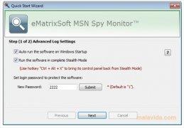 MSN Spy Monitor imagen 3 Thumbnail