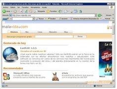 MSN Toolbar imagen 1 Thumbnail