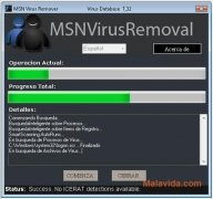 MSN Virus Remover immagine 1 Thumbnail