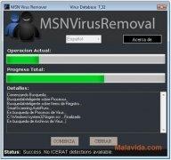 MSN Virus Remover imagem 1 Thumbnail