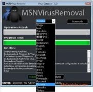 MSN Virus Remover immagine 3 Thumbnail