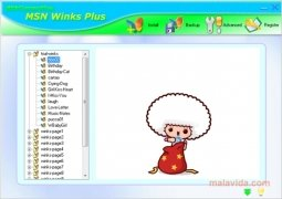 MSN Winks Plus bild 4 Thumbnail