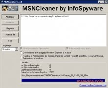 MSNCleaner immagine 1 Thumbnail