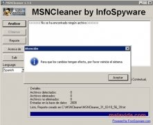 MSNCleaner immagine 2 Thumbnail