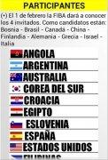 Mundial Baloncesto España 2014 imagen 3 Thumbnail