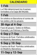 Mundial Baloncesto España 2014 imagen 4 Thumbnail