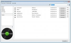 Music Download Center imagen 1 Thumbnail