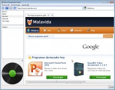 Music Download Center imagen 4 Thumbnail