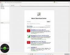 Music Download Center image 6 Thumbnail