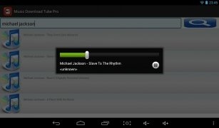 Music Download Tube Pro immagine 6 Thumbnail