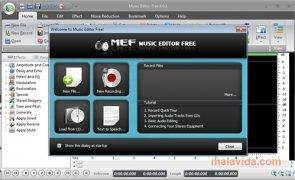 Music Editor Free bild 1 Thumbnail
