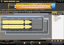 Music Morpher image 5 Thumbnail