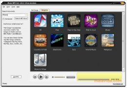 Music MP3 Get immagine 1 Thumbnail