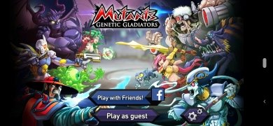 Mutants Genetic Gladiators image 2 Thumbnail