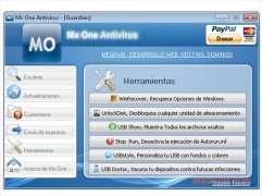 Mx One Antivirus immagine 4 Thumbnail